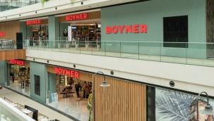 Boyner'in Yeni Mağazası Bornova'da
