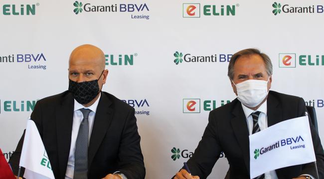 Garanti BBVA Leasing ve Elin Enerji'den İşbirliği Protokolü