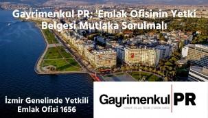 İzmir Genelinde Yetkili Emlak Ofisi 1656