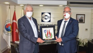 İzmir Ve Almanya Arasında İşbirliği Artırılacak
