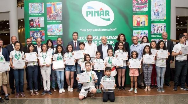 Pınar Süt'e İyi Yaşam Markası Ödülü