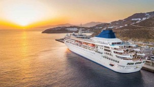 Ultra Lüks Cruıse Turizm Sektöründe Önemli Adım