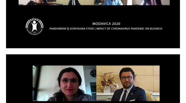 EGİAD'dan Uluslararası Muhasebe Konferansı'na Tam Destek