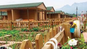 Hobi Bahçeleri Düzenlemesi Yasalaştı