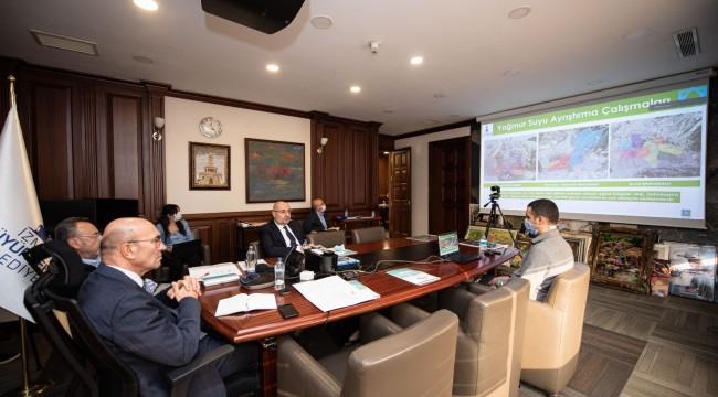 İzmir Körfezinin Temizlenme Çalışmaları Doğal Akışa Bırakıldı