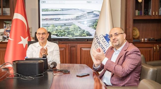 İzmir Otogarı Transfer Merkezi Mimari Projeleri Ödüllendirildi