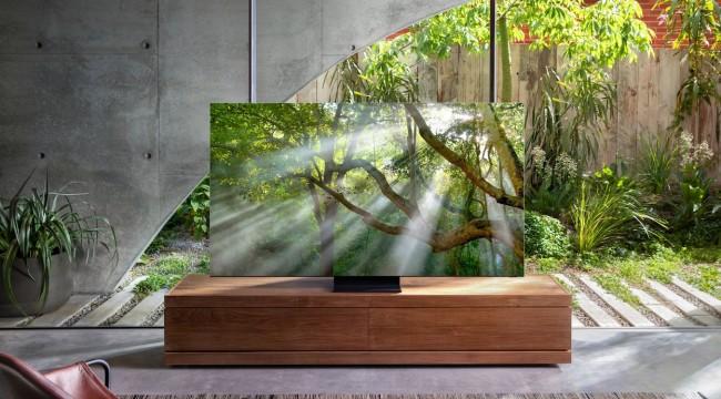 Samsung'dan Evinizi Dönüştüren 8K Smart TV