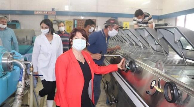 Zeytinyağı Üretimi Karaburun'da Yaygınlaşıyor