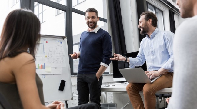 En İyi İşverenlerde Çalışanların Yüzde 93'ü Yöneticisine Güveniyor