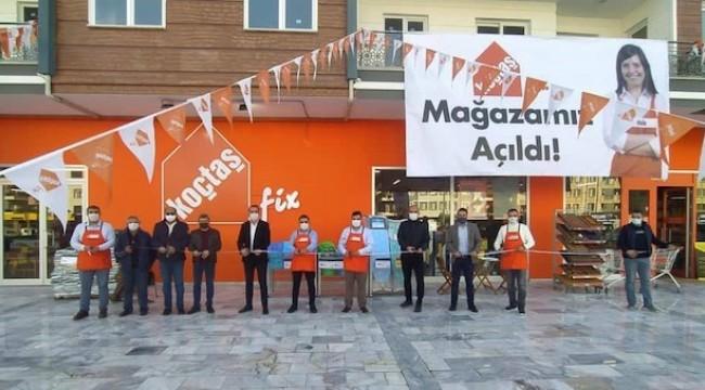 Koçtaş, İzmir'de 3 Yeni Fix Mağazasını Hizmete Açtı