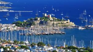 Bodrum'un Hedefi 2,5 Milyon Turist Ağılamak
