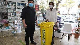 Buca'da Atık İlaçlara Karşı Çevreci Proje