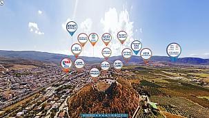 Efes Selçuk 360° Sanal Turla Turizmde Yeni Bir Dönem Başlıyor