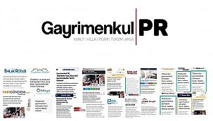Gayrimenkul PR'ın Analizleri Ulusal Medya'da Geniş Yankı Buldu