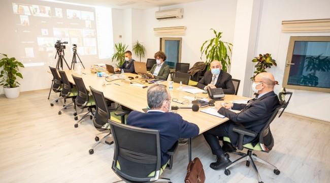 İzmir Ekonomisindeki Güncel Gelişmeler İEKK'da Konuşuldu