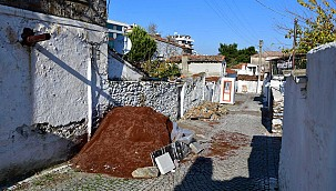 Narlıdere Yukarıköy'de Restorasyon Çalışmaları