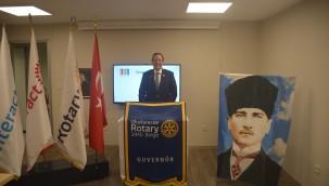 Üç Boyutlu Eğitim Dijital Rotary Kampüsü