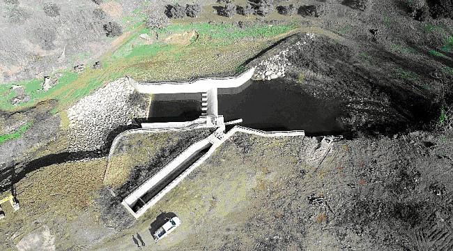 Beydağ Barajının Su Toplama Kabiliyetleri Artacak