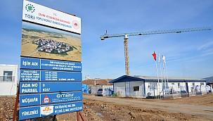 İzmir Aliağa TOKİ Projesi 2022'de Tamamlanacak