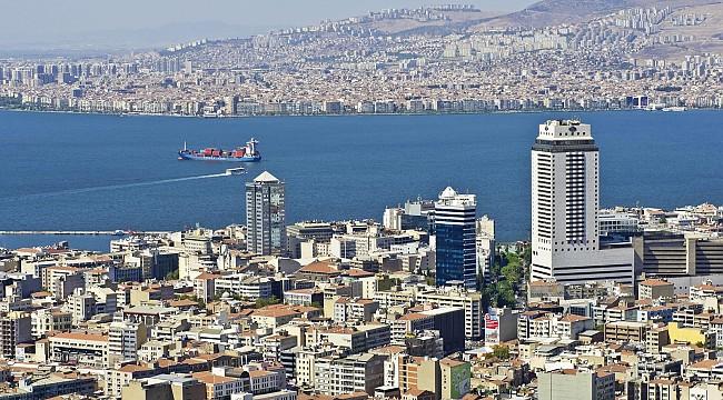 İzmir'de Konut Satışları Rekor Düzeyde Düştü