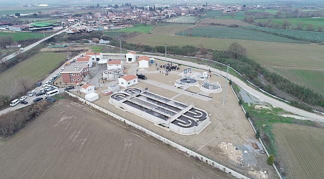 İzmir'in Atık Suları Tarımda Kullanılacak