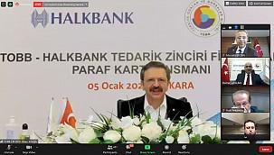 Kobi'leri Rahatlatacak Finansman Anlaşması Yapıldı
