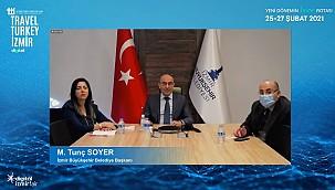Travel Turkey İzmir Dijital Fuarı Sektörler Temsilcilerini Buluşturuyor