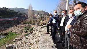 Bergama'da Selinos Antik Kanal Restorasyon Projesi