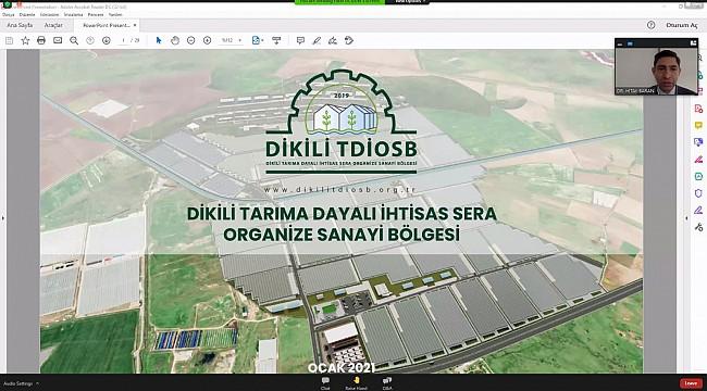 Dikili Tarıma Dayalı İhtisas OSB Yatırımcılarını Bekliyor
