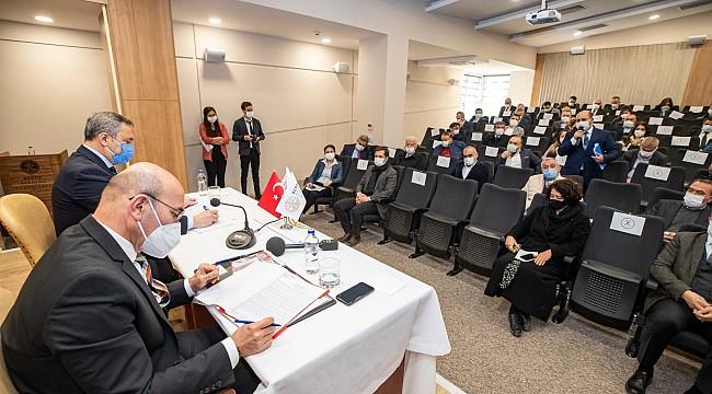 İzmir'deki İklim Değişikliğine ve İşsizliğe Çözüm Üretmeliyiz