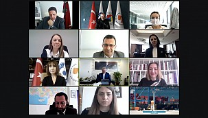 İZTO'da MEDİTEX 2021 Forumu Düzenlendi