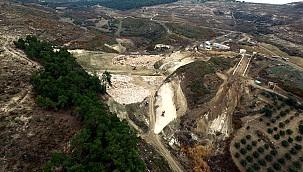 Manisa Belenyenice Barajı 2022'de Su Tutacak
