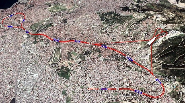 Yeni Metro İhalesi İçin İzmir'den Şirketlere Çağrı