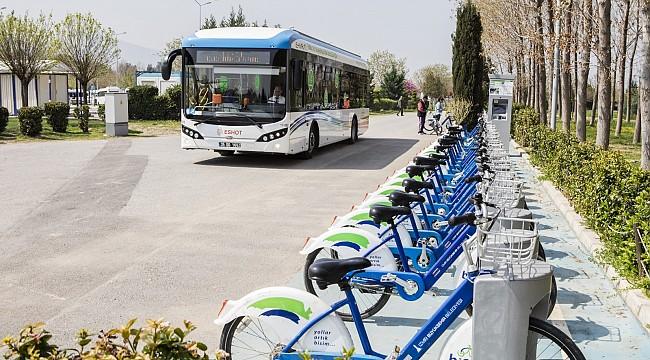 Yeşil Alan Oranı Giderek Düşen İzmir'de Yeşil Eylem Planı