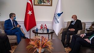 Danimarka, İzmir'le yatırım ortaklıkları kurmak istiyor