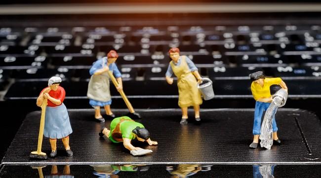 Dijital temizlik için 8 adım
