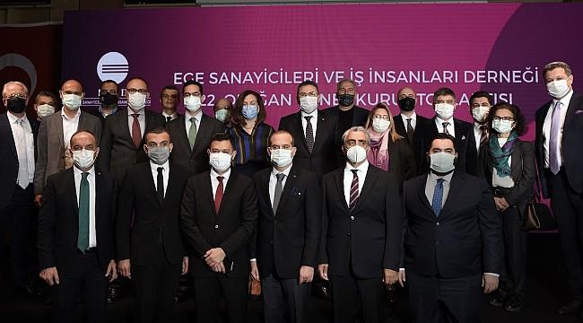 Esiad 22. Genel kurulu'nu gerçekleştirdi