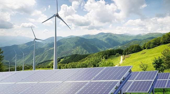 Güneş ve rüzgar enerjisine ilgi artıyor