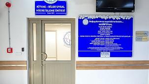 Hücre İşleme Merkezi İzmir'de Açıldı