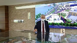 İzmir'de ekolojik kampüse sahip üniversite