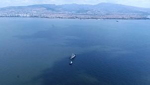 İzmir körfezindeki kirlilik bertaraf edilecek