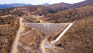 Manisa Alaşehir'e yeni baraj yapılıyor