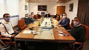 Muğla'da inşaat sektörü çözüm önerilerini görüştü