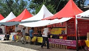Muğla'da yöresel gıda çadırlar risk oluşturuyor