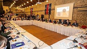 TBMM Deprem Araştırma Komisyonu İzmir'de Bilgi Aldı
