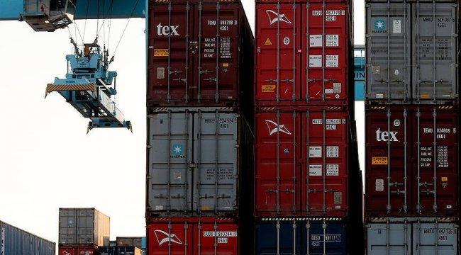 AB'ye dış satımı yılın ilk çeyreğinde yüzde 13 arttı