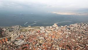 İzmir'de konut satışlarında düşüş sürüyor