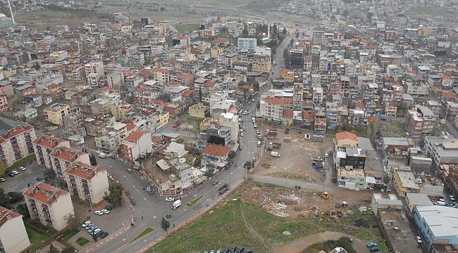 İzmir'de yeni bir kentsel dönüşüm projesi