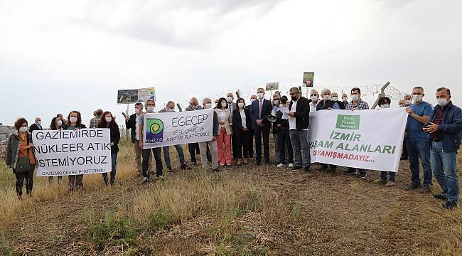 İzmir'in Çernobili'ne karşı çözüm arayışları