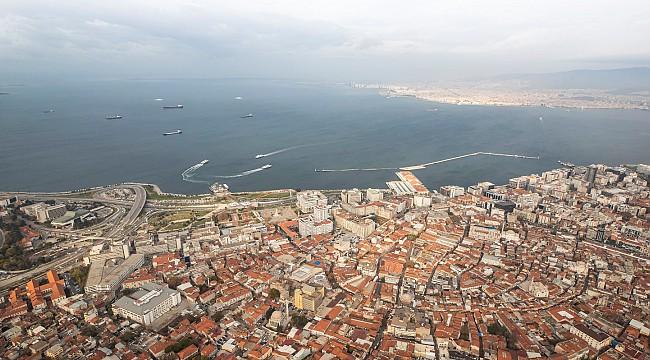 İzmir'in konut stoku 76 bin 562'ye yükseldi